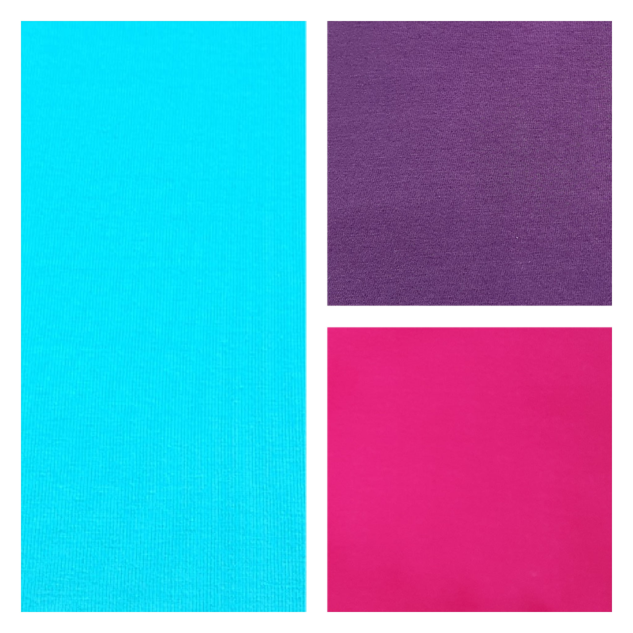23322fc54c Hand Dyed Cotton Lycra in custom colours to bring you a variety of ...